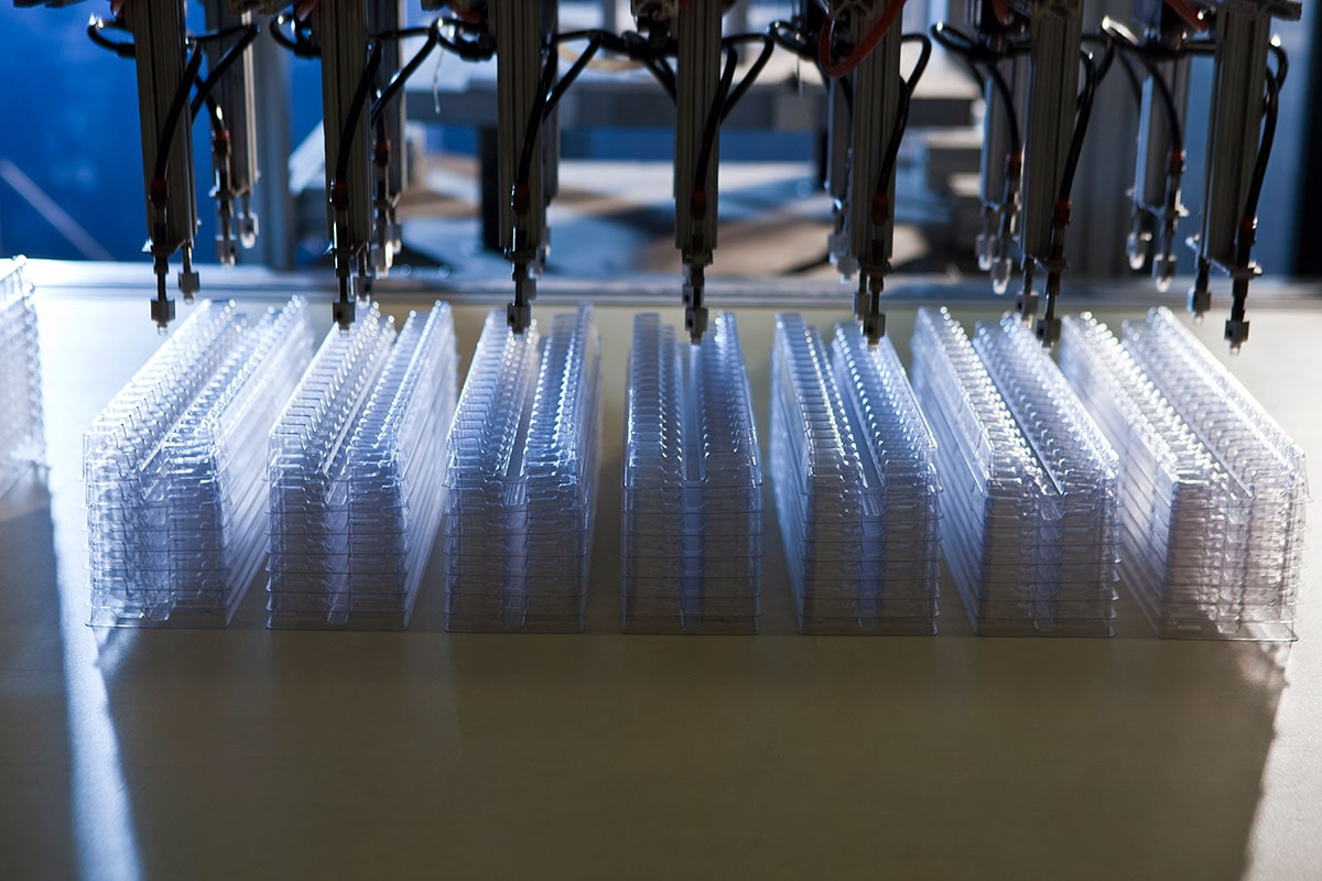 Our TEQ Manufacturing Process