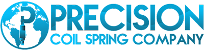 Precision Coil Spring Company Logo