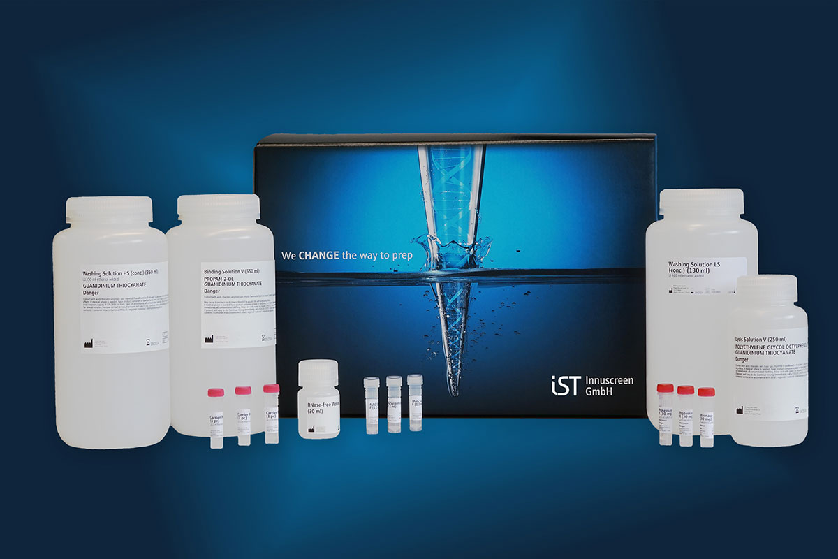 Delta PREP RNA Extraction Kit