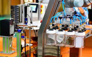 Semi Automation For The Medical Industry